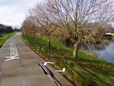 Deel Hasselterdijk in Genemuiden alleen voor fietsers