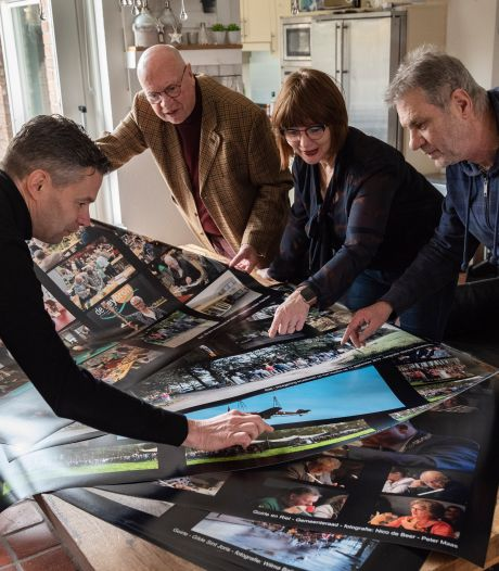 Tachtig winkels en showrooms decor voor fototentoonstelling Goirle Middendoor