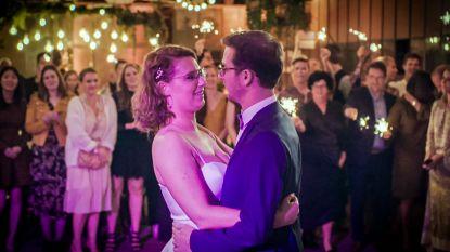 """Winnie en Jonah vieren één jaar 'Blind Getrouwd': """"Samen kunnen we alles aan"""""""
