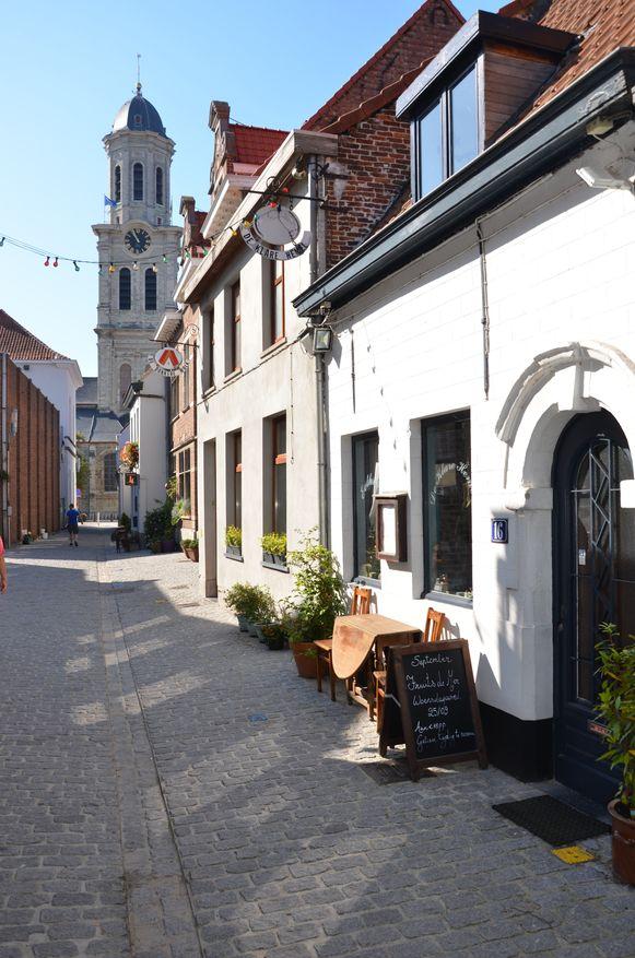 De Klare Hemel in de Torenstraat.