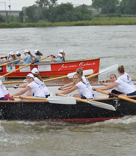 Lek en Linge aast op revanche in tweede Boat Race