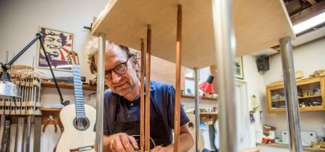 Gitaarbouwer uit Tilburg valt in Spanje in de smaak