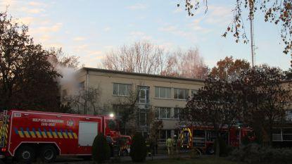 VIDEO Triest hoogtepunt van vandalisme: brandstichting in leegstaand rusthuis Villa Letha