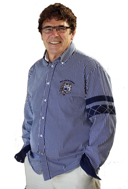 Willem van Hanegem, columnist van AD Sportwereld.