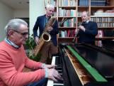 Jazzmuziek als feestelijk lijstje om 'Roosendaal 750'