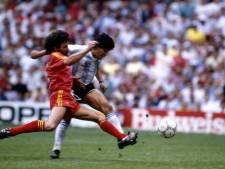 Le jour où Diego Maradona brisa le rêve des Diables