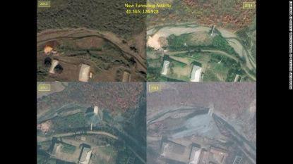 Satellietbeelden tonen mogelijk nieuwe raketbasis in Noord-Korea, ondanks eerdere beloftes over denuclearisatie