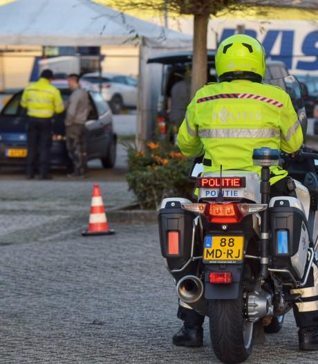 26 auto's in beslag genomen bij grote verkeerscontrole in Etten-Leur