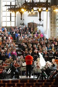 In de Sint Jacobskerk klinkt voor de twintigste keer Händel's Scratch Messiah
