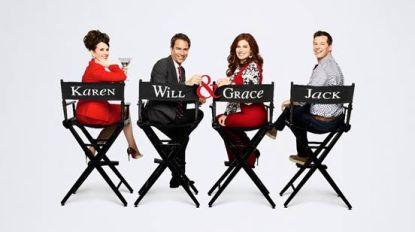 Debra Messing was stomdronken toen ze de rol van Grace aanvaardde: sitcom 'Will & Grace' in 12 weetjes