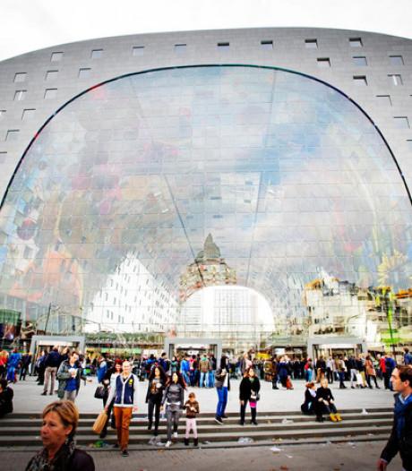 Onderzoek Markthal: hoe lokken we de Rotterdammers naar binnen?