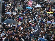 Aanhoudingen in aanloop naar betoging Hongkong, 'laatste kans' voor leider Carrie Lam