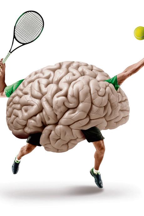 Dit is wat tennis met je brein doet