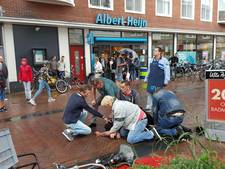 Winkeldief Apeldoorn aangehouden dankzij alerte omstanders