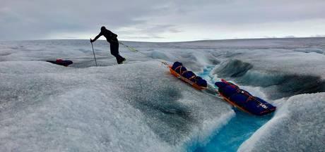 Amstelvener steekt ijskap over: 'Gedachten gingen alle kanten op'