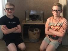 Tweeling speelt met op scherp staande granaat in Heino: 'Ze dachten dat het een steen was'