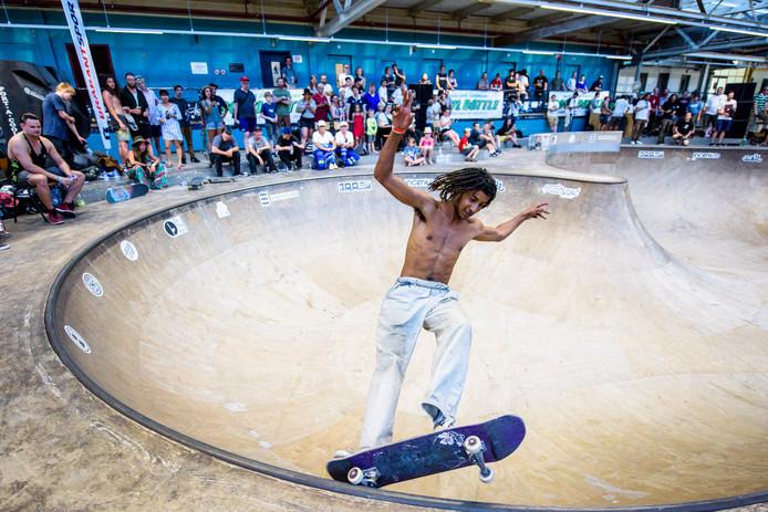 Skatewedstrijd in Area51 (archieffoto).