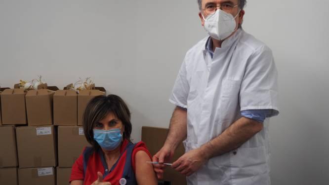 83 bewoners en 40 personeelsleden WZC Markizaat gevaccineerd tegen COVID-19