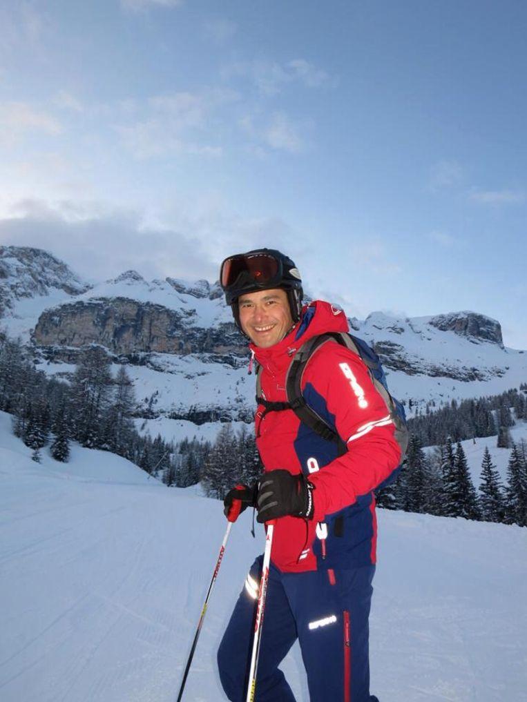 Skiër Roy De Clerck
