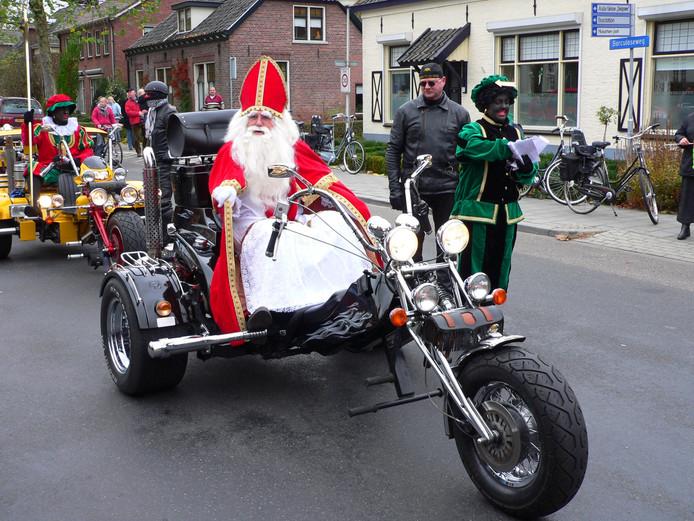 Sinterklaas is weer in Berkelland