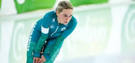Schouten met ruime voorsprong naar nationale titel 3000 meter