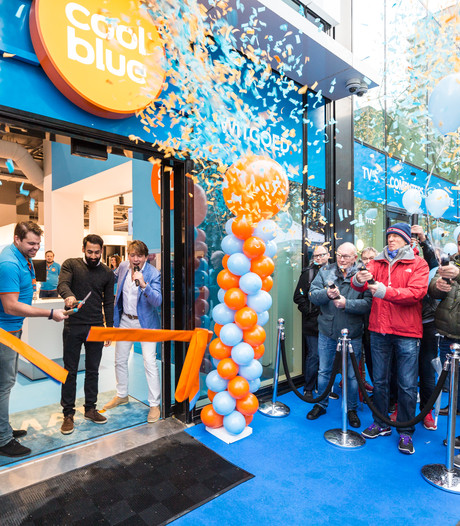 Eerste Coolblue megastore opent in Amsterdam