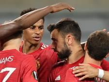 Manchester United vient à bout de Copenhague après les prolongations