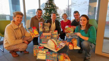 Grandeco schenkt voor meer dan 7.000 euro aan Studio 100-speelgoed aan gezinnen die het wat moeilijker hebben