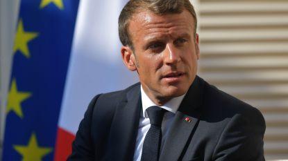 Rechts-extremist die op Macron wou schieten in 2017 naar correctionele rechtbank