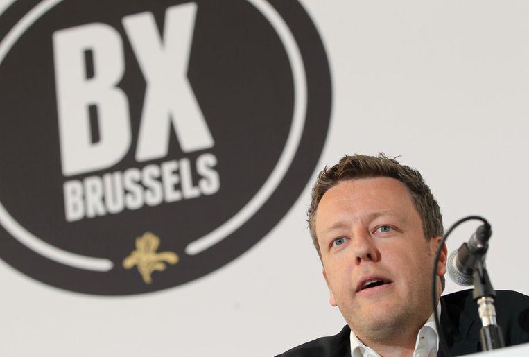 Jesse De Preter, CEO van BX Brussels, wordt de voorzitter van de BFFA.
