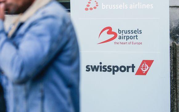 Swissport heeft het faillissement aangevraagd voor de grondafhandelingsdiensten op Zaventem.