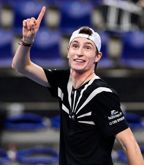 Humbert sort Busta à l'European Open