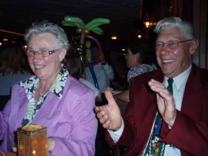 Kees Snoek (84) was een heier in hart en nieren, hij hielp Rotterdam opbouwen