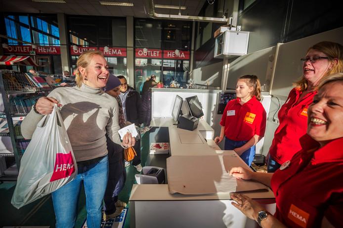 Outletconcept Hema In Megastores Den Haag Adnl