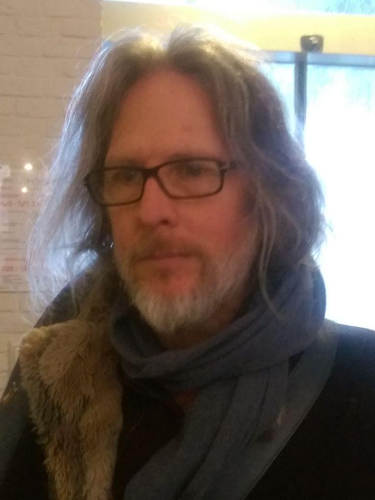 Jeff. Beeld Heleen van Lier