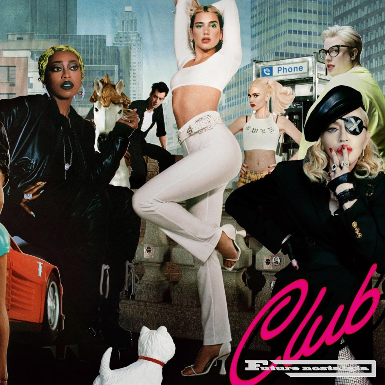 'Club Future Nostalgia' Beeld Dua Lipa