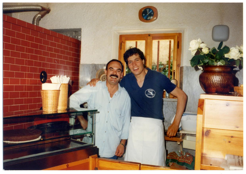 Eigenaar Peter Landshoff leerde focaccia maken bij Focacceria Pietro in Toscane.