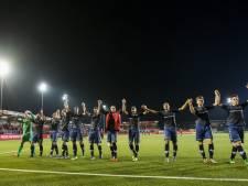 GA Eagles kan zonder knikkende knieën naar Almere