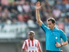 Martens leidsman bij PEC Zwolle tegen Willem II