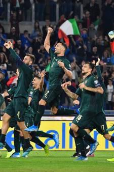L'Italie sera bien de la fête