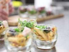 Over de Tong eet bij Zeebodem: Service zo goed als het eten?
