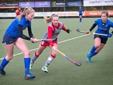 Breda geeft voorsprong weg tegen Were Di, vrouwen Push winnen van HCKZ