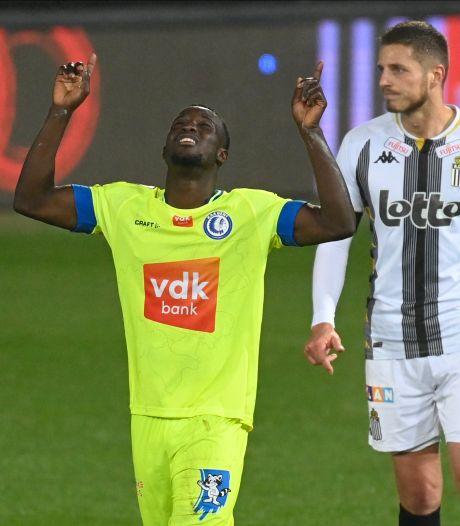 Charleroi battu par La Gantoise, Bruges prend de l'avance en tête de la Pro League