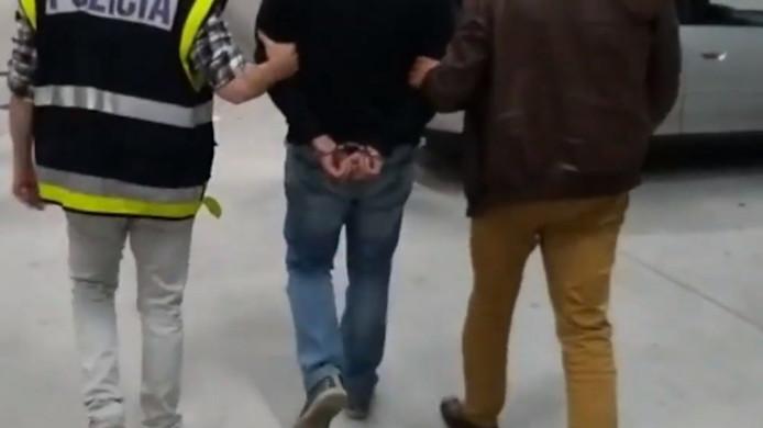 Sadullah U. gearresteerd