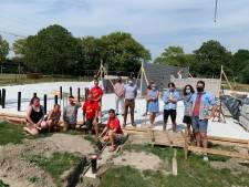 Bouw van nieuwe lokalen op Tempelhof gestart: vijf jeugdverenigingen krijgen er stek tegen volgende zomer