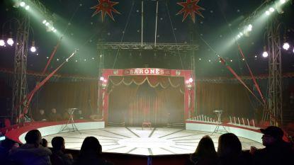 Win 25 gratis duo tickets voor Circus Barones