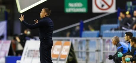 Vitesse hoopt op Letsch, maar 'stand-in' Sturing is standby