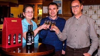 Harmonie pakt uit met gepersonaliseerde wijnen