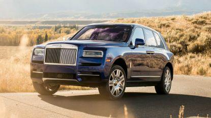 Zoveel rijken willen de SUV van Rolls-Royce, dat productie niet meer kan volgen