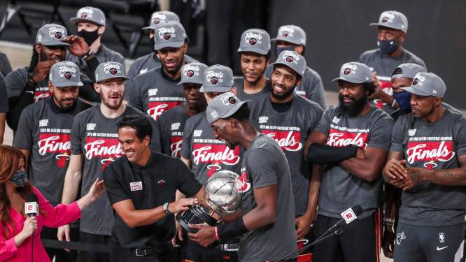 Hongerige LeBron James versus ex-club: Miami Heat en LA Lakers spelen finale NBA